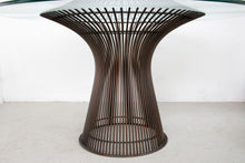Load image into Gallery viewer, Bronze Dining Table by Warren Platner for Knoll International, 1966