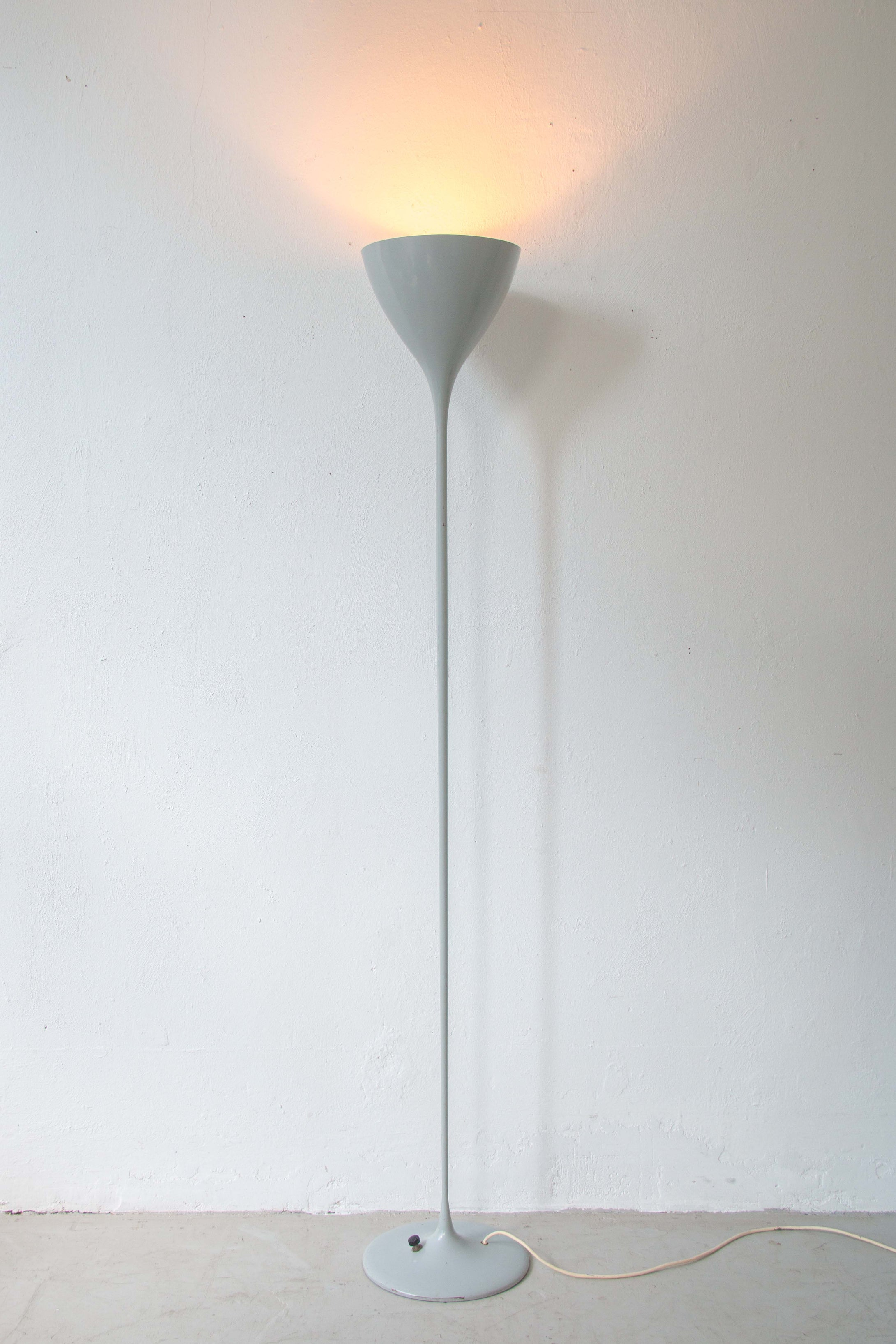 Floor lamp by Max Bill for B.A.G. Turgi