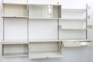 "Modular shelf system ""606"" by Dieter Rams for Vitsoe"