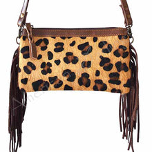 Load image into Gallery viewer, Leopard Print Cross Body