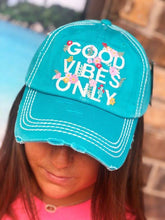 Load image into Gallery viewer, Good Vibes Hat