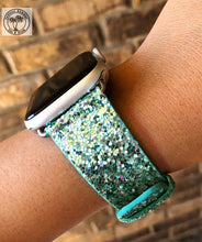 Load image into Gallery viewer, Glitter Watch Band