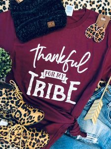 Thankful For My Tribe T-Shirt