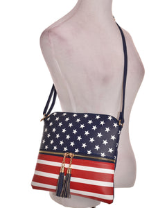 Stars & Stripes Crossbody
