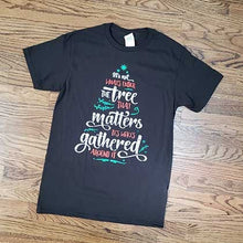 Load image into Gallery viewer, Under The Tree Christmas T-Shirt