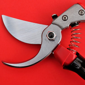 Close-up Japan ARS VS-9R 227mm size Rotating hand pruner pruning shears Japanese