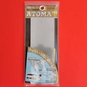 Atoma Tsuboman diamond sharpening stone #1200 Japanese waterstone whetstone