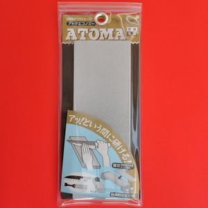 Packaging Atoma Tsuboman diamond sharpening plate stone #140 Japan japanese whetstone waterstone
