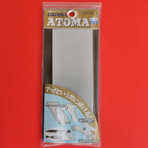 Packaging Atoma Tsuboman diamond sharpening stone #400 Japan Japanese whetstone waterstone