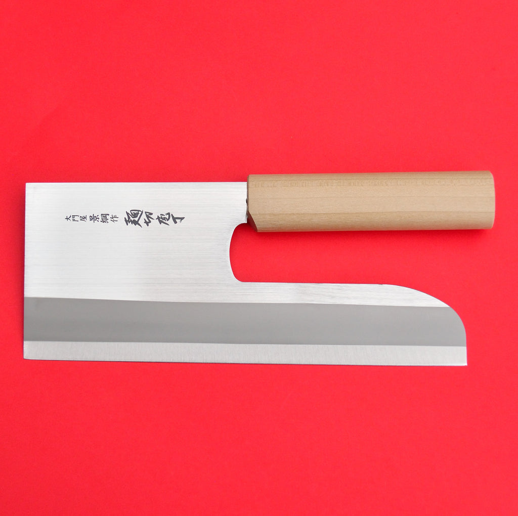 Japanese cleaver knife for soba udon KIRI 220mm japan