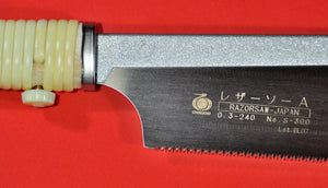 Razorsaw Gyokucho DOZUKI Cross cut A series 300 240mm