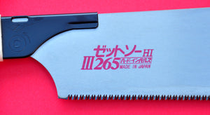 z-saw Zsaw kataba HI III 265mm crosscut japan blade japanese