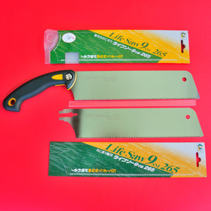 Japan KATABA ZETTO Z Life saw 9SM 265mm 30002 Z-life Z-saw + spare blade