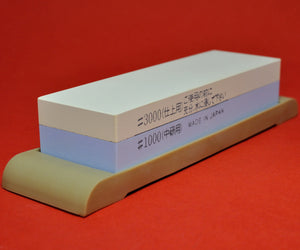 Dual waterstone whetstone duo double side #1000/3000 SUEHIRO SKG-38 Japan japanese