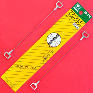 PICUS TopMan Coping saw 2 spare blades  spiral SB-178 SB-178D Japan Japanese tool woodworking carpenter