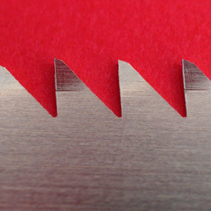 Close-up Japan Razorsaw Gyokucho RYOBA Rip cut 655 270mm blade