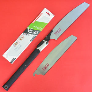 Zetsaw Z-saw Zsaw folding saw KATABA VIII 265 mm + spare blade Crosscut Japan