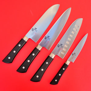 Japan Knife set 4 KAI Seki Magoroku HONOKA Santoku Petit Chef's knives Japan