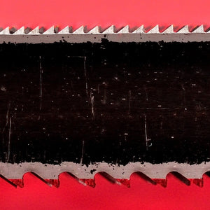Japanese SHINTO rasp planer Close up
