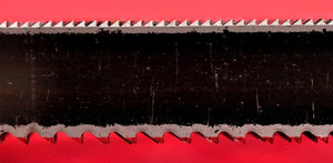 Japanese SHINTO wood saw rasp Close up