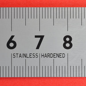 SHINWA pick up ruler scale  30cm Stainless