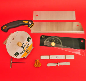 Precision Z saw guide + saw 265mm kataba Okada Life cut straight any angle