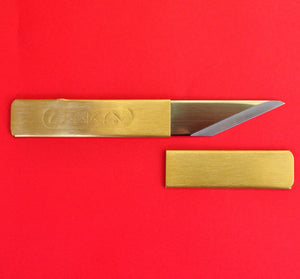 Wood Carving marking blade Cutter Chisel craft knife YOSHIHARU left or right handed