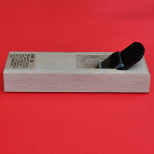 Side view back Wood mini hand plane Kakuri Kanna 42mm Japan  Japanese tool woodworking carpenter