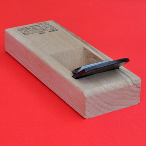 Backview Wood mini hand plane Kakuri Kanna 42mm Japan  Japanese tool woodworking carpenter