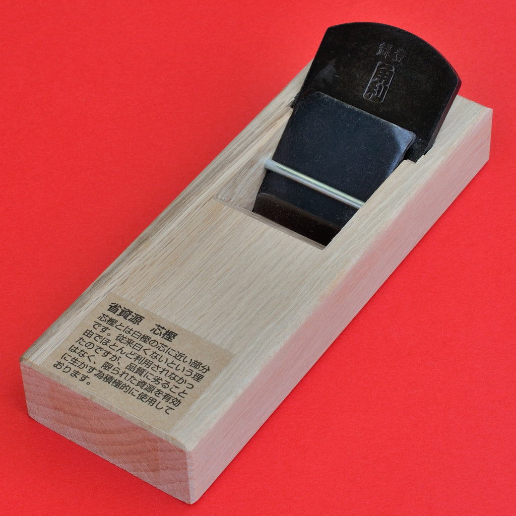 Wood mini hand plane Kakuri Kanna 42mm Japan Japanese tool woodworking carpenter