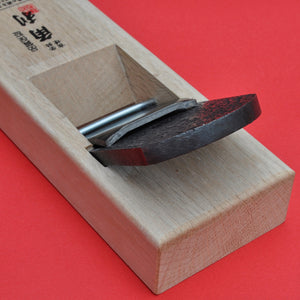 Back view Wood smoothing hand plane Kakuri Kanna 65mm tool woodworking carpenter Japanese