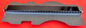 SHINWA measurement moulage gauge ruler profile form contour Japan Japanese