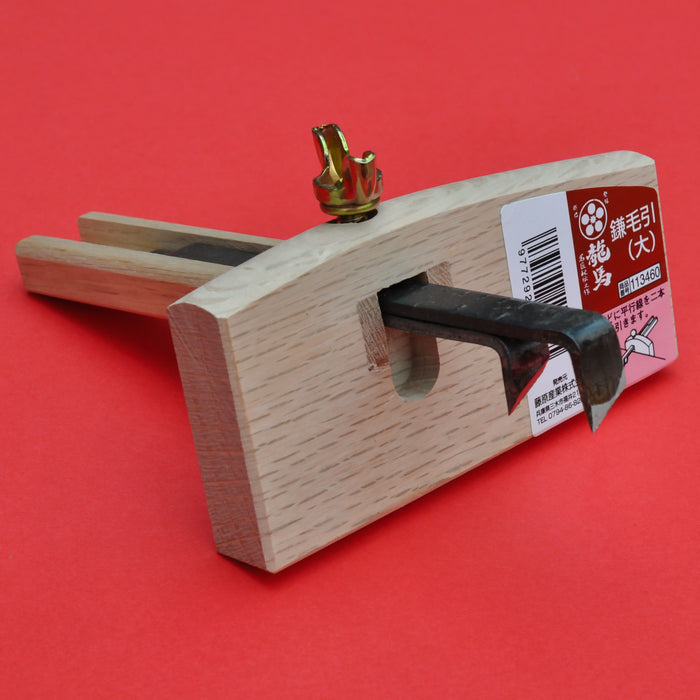 Marking gauge small Kebiki with 2 blades