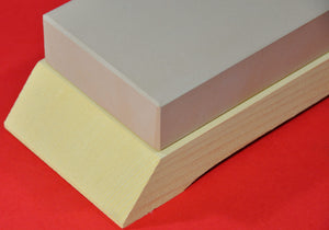 Big Sigma power close up ceramic whetstone waterstone #10000 Japanese