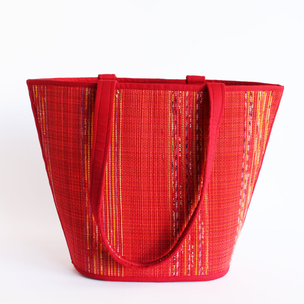 Summer Grass Bag Red