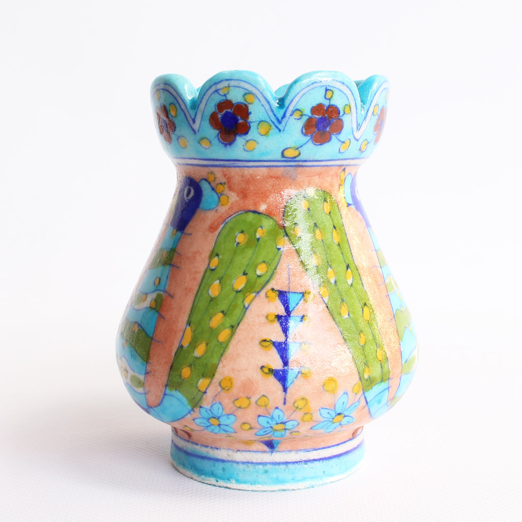 Jaipur Blue Pottery Burner