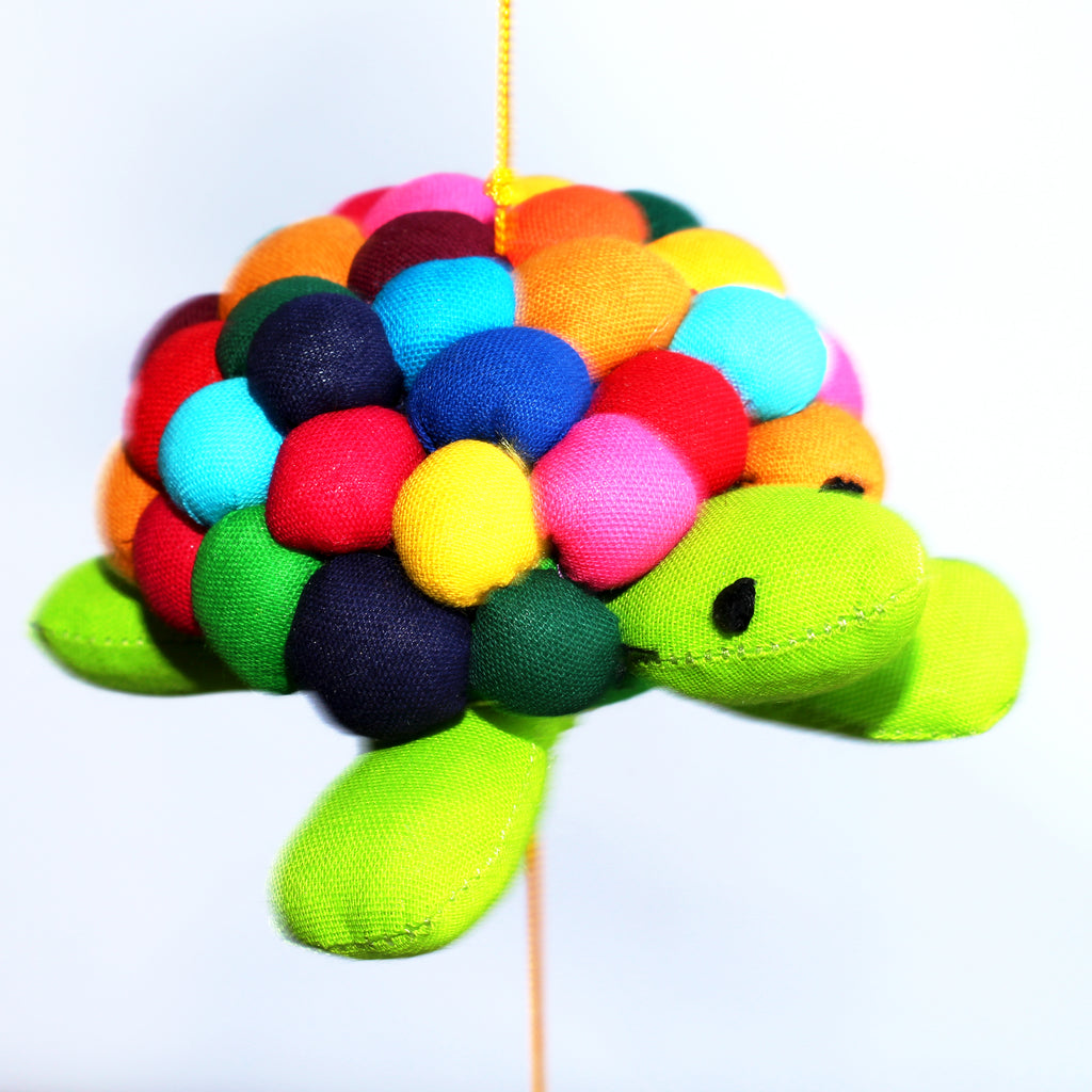 Turtle Mobile 4 Turtles 70cms Long