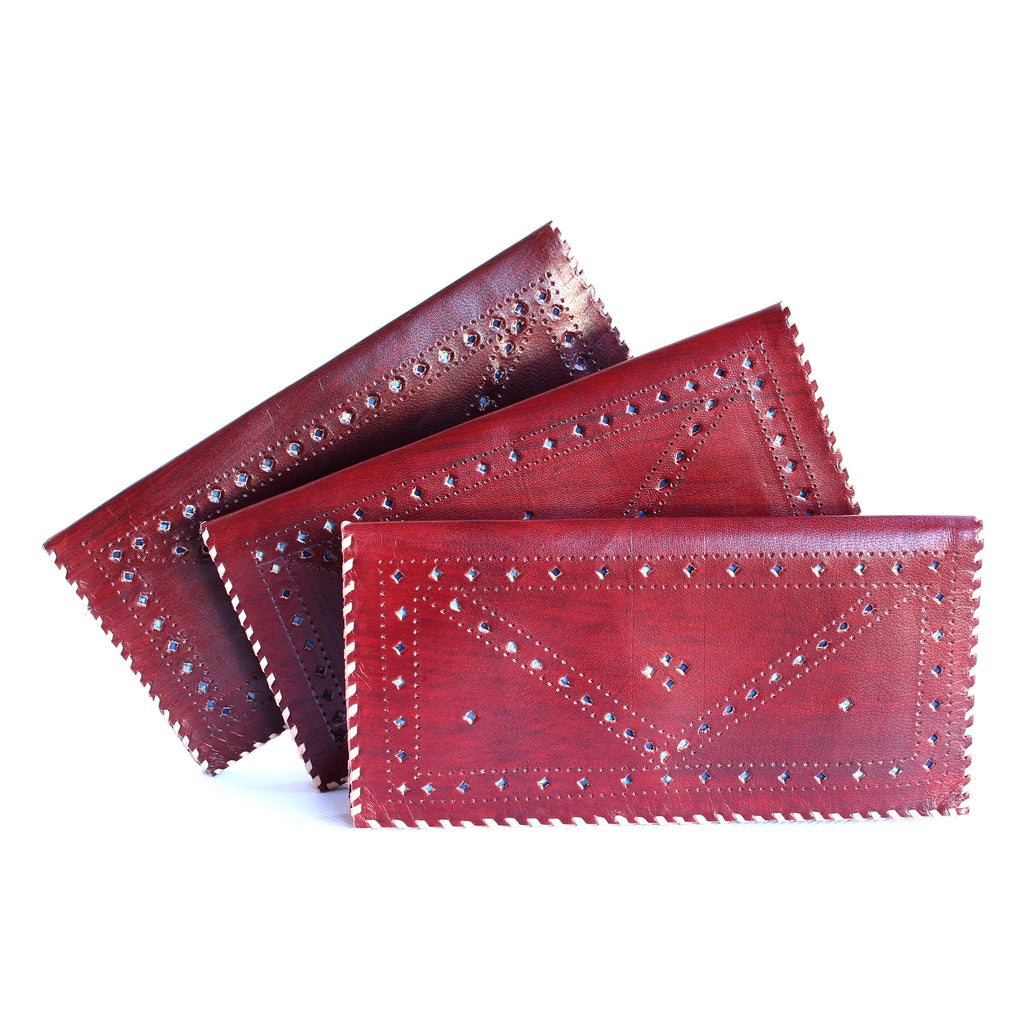 Leather Wallet Flat