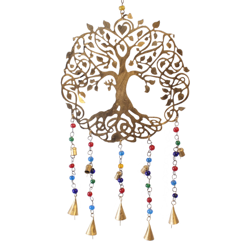 Tree Of Life Bell Hanger