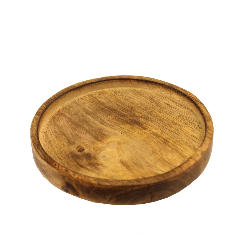 Sustainable Wooden Display Trays