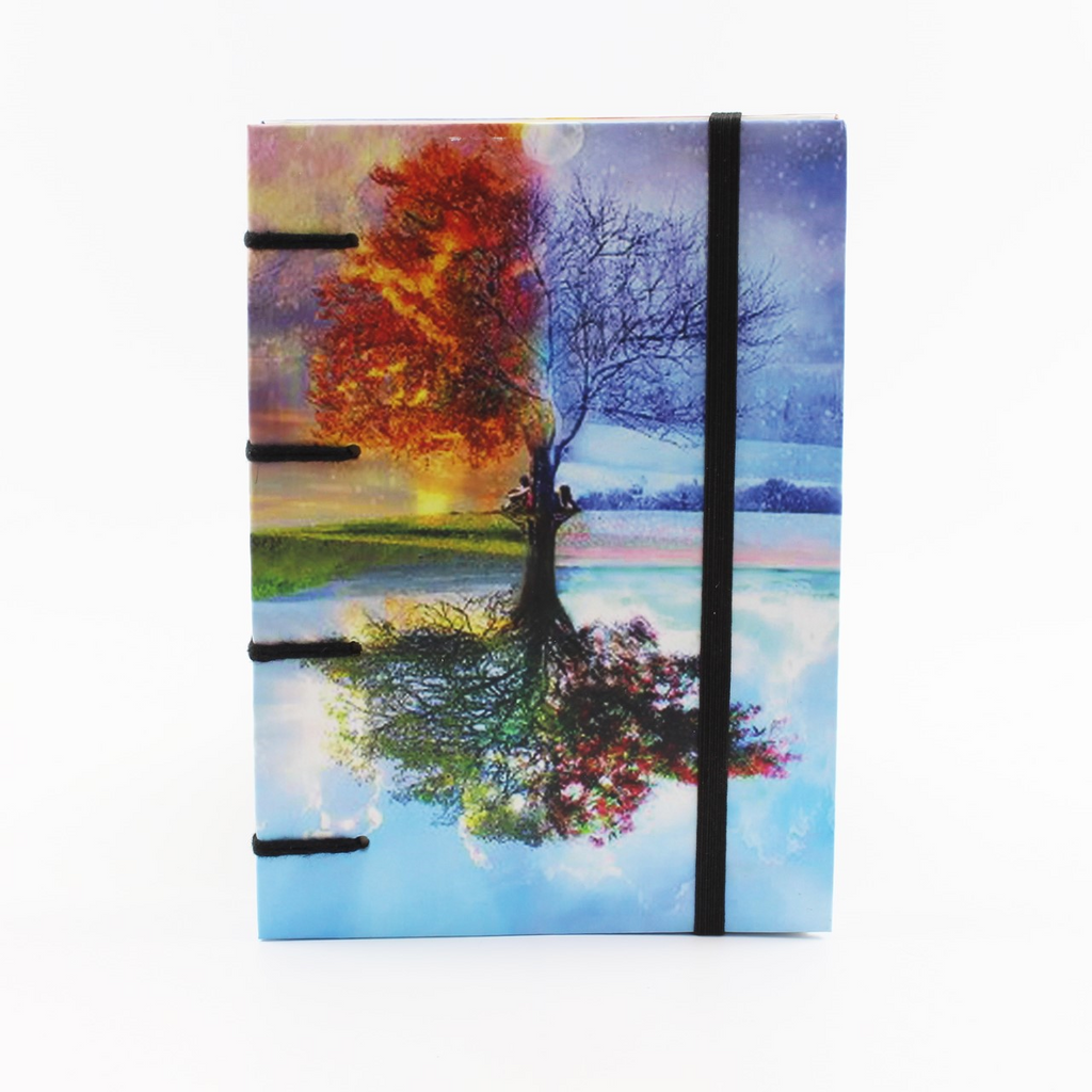 Tree of Life The Seasons Journal 14x20cms