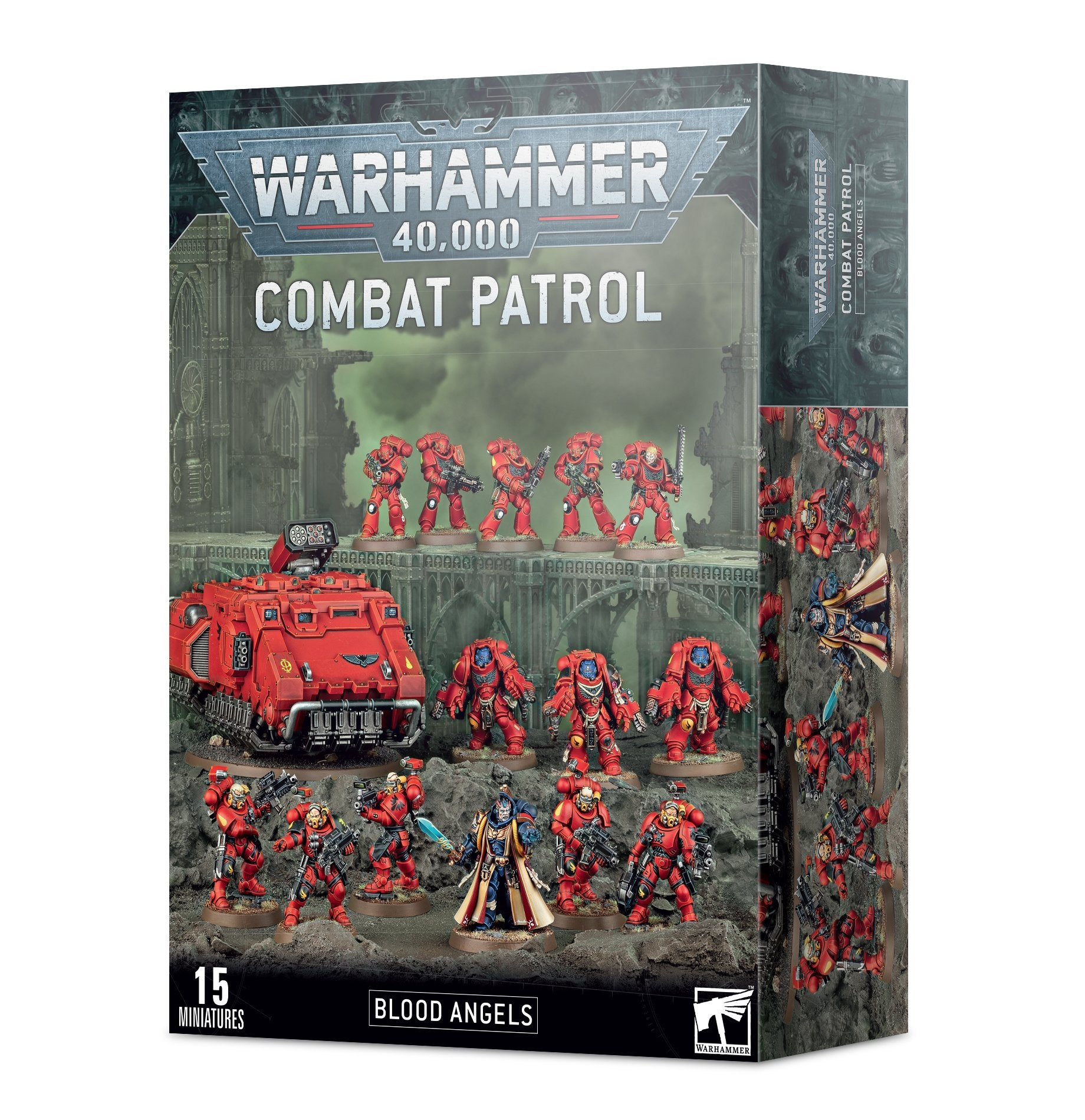 Combat Patrol: Blood Angels | Gear Gaming Fayetteville