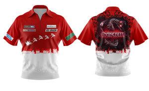 Red xmas World Champion 2020 replica shirt