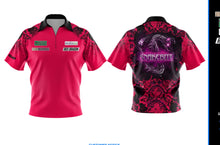Load image into Gallery viewer, Replica Magenta Snakebite Polo Shirt