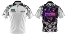Load image into Gallery viewer, Replica White Snakebite Polo Shirt