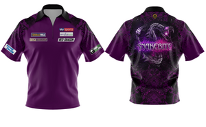 Winning Purple World Darts Champion 2020 replica shirt
