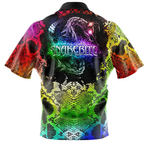 Replica Rainbow Snakebite Polo Shirt Kids & Adults sizes
