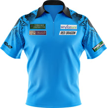 Load image into Gallery viewer, Replica Bright Blue Snakebite Polo Shirt
