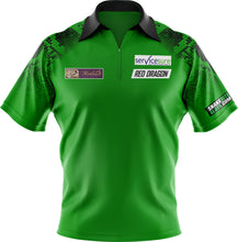 Load image into Gallery viewer, Green Snakebite Polo Shirt replica