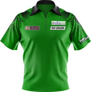 Green Snakebite Polo Shirt replica